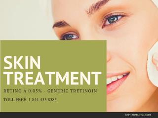 Retino A Tretinoin Cream - Skin Care