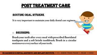 Dental Courses in India | Dental Clinic in Delhi