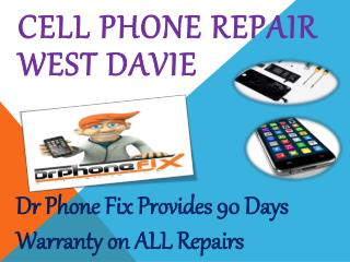 Cell Phone Repair West Davie