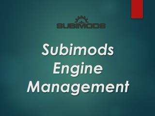 Subimods Engine Management