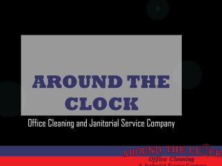 Office cleaning Nassau county