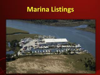 Marina Listings