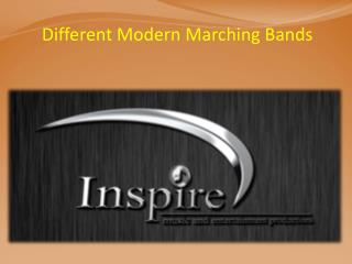 Marching Band Music Composition