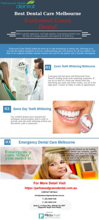Looking For Best Emergency Dental Care Melbourne