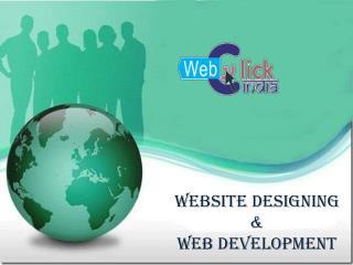 Static Website Designing Company In Delhi