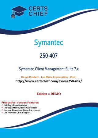 250-407 Exam Practice Questions