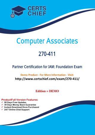 270-411 Exam Practice Questions