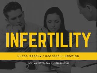 Infertility  - Get Hucog 5000 Injection