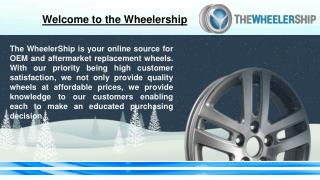 Secure Payment - Wheelership