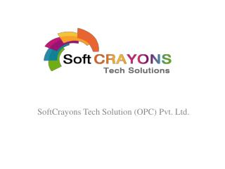Softcrayons Industrial Training Institute in Ghaziabad