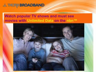 Thorn Broadband - Advanced Telephony Features