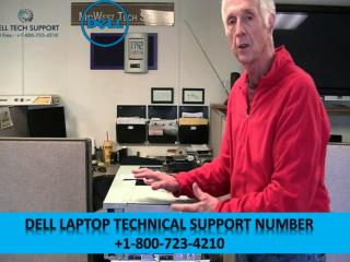 Dell Laptop Technical Support Number