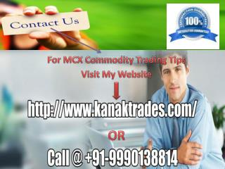 crude oil sureshot trading tips in mcx commodity market