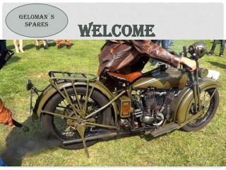 American race motorcycle
