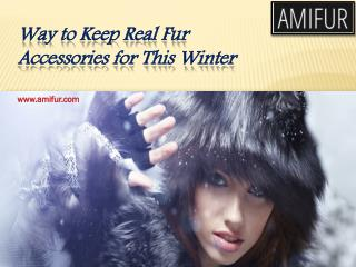 Way to Keep Mink Fur Hats for This Winter - Amifur