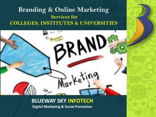 Digital Marketing & Social Media Marketing in Delhi