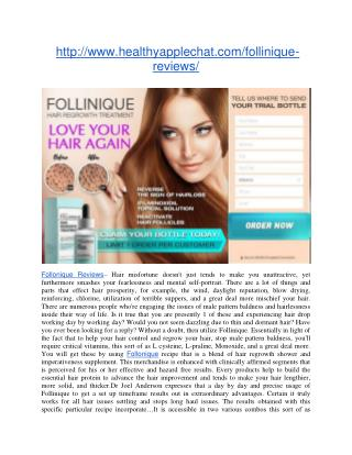 http://www.healthyapplechat.com/follinique-reviews/