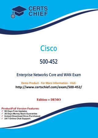 500-452 Exam Study Guide