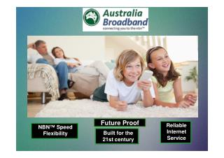 Australia Broadband_Authorised Service Provider