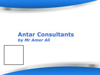 Corporate Finance Consulting | Antar Consultants