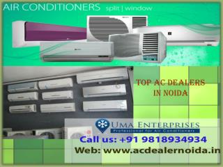 Top AC Dealers in Noida Call 9818934934