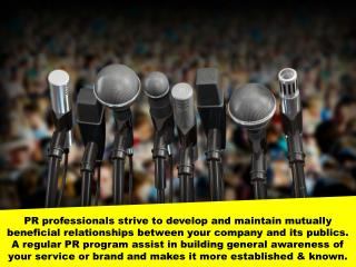Boost your Business with following steps-Best PR Agencies in India