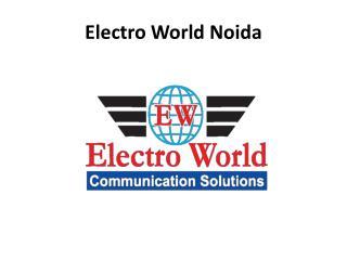 Electro World Noida
