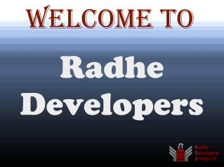 Property For Sale in Ahmedabad- Contact Radhe Developers