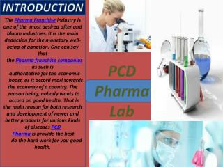 Pharma Franchise PCD Companies in Badi Chandigrah