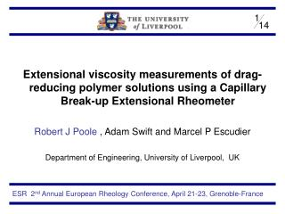Extensional viscosity measurements of drag-reducing polymer solutions using a Capillary Break-up Extensional Rheometer
