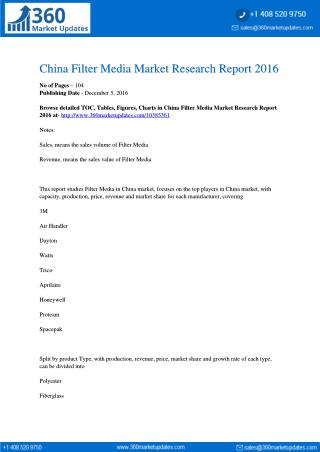 CIS 1, 4- Polyisoprene Rubber Market Growth Trends by Manufacturers, Regions, Type and Application, Forecast to 2021