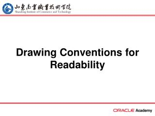 Drawing Conventions for Readability