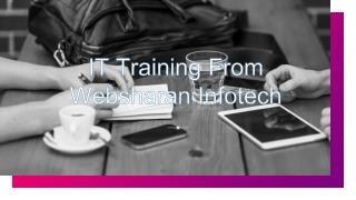 IT Training & Internship
