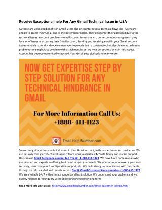 Customer Service in USA @ 1-888-411-1123