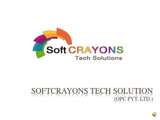 Softcrayons Tech Solution Pvt. Ltd
