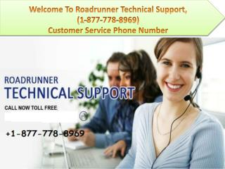 ^1^877^778^8969 Roadrunner Email Tech Support For Customer Service