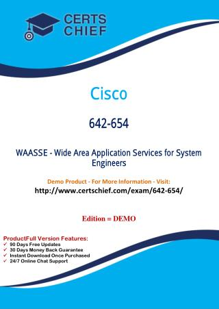 642-654 Professional Certification Test