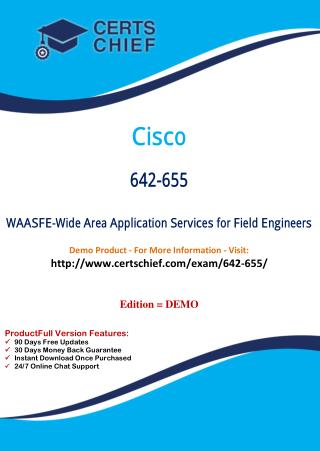 642-655 Professional Certification Test