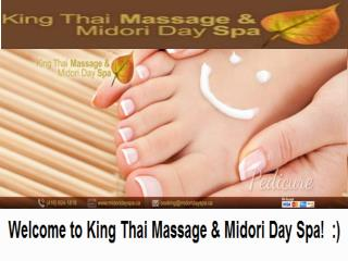 Thai Foot Massage Toronto
