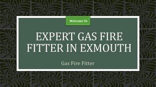 Gas Fire Fitter