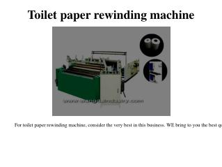 Hand towel machine