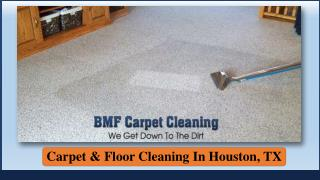 Carpet & Floor Cleaning In Houston, TX