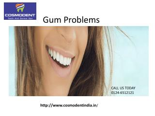 Dental Clinic for gum problem in delhi ncr gurgaon
