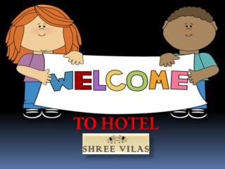 Hotels near Shrinathji temple in Udaipur