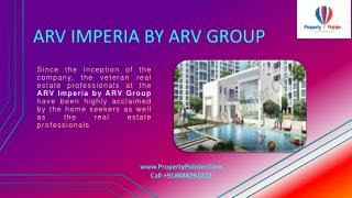 ARV IMPERIA at Pisoli Pune