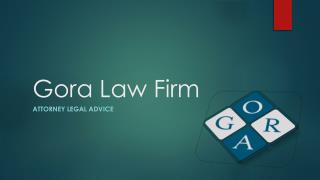 Attorney Legal Advice