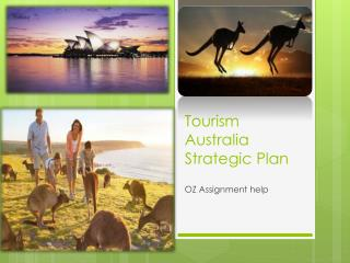 Tourism Australia Strategic Plan