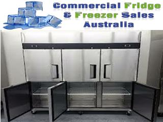 sales of Brands of Commercial Fridge and Freezer