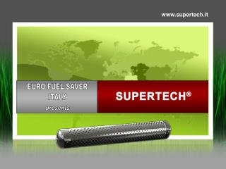 Supertech Powerpoint