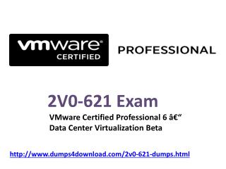 Buy Real & Valid November VMware 2V0-621 Exam Questions & Answers